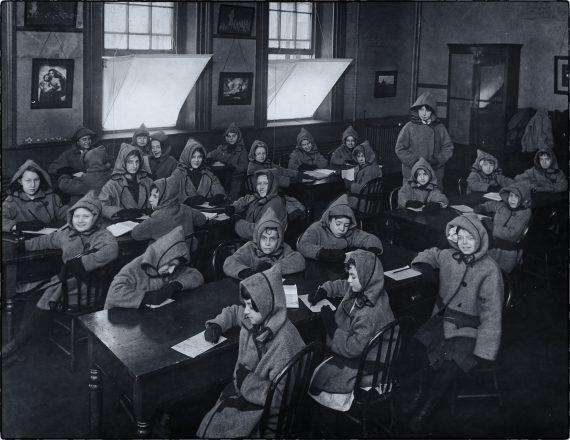 Graham School in Chicago