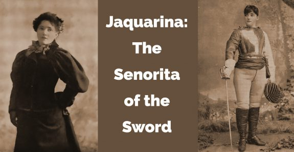Jaquarina_ The Senorita of the Sword