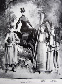 Some Results of Dress Reform in the 1890s