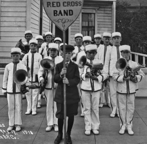 Junior Red Cross Band