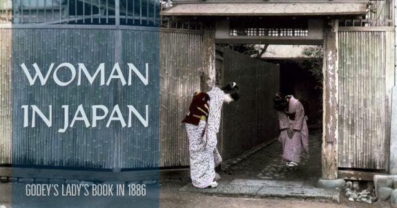 Woman in Japan OG