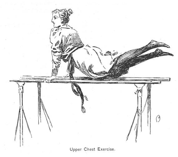 Upper Chest Exercise