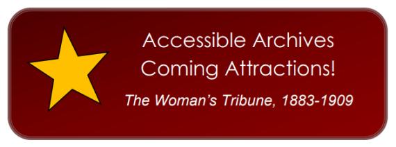 Coming Soon - The Women's Tribune