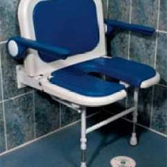 Handicap Shower Chairs Fabric To Cover Dining Room Accessible Seats For Disabled And Handicapped Folding Wall Mounted Commode Chair