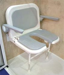 handicap shower chair waiting room chairs accessible seats for disabled and handicapped seat