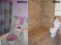 Barrier Free Bathroom Remodel- Accessible Systems