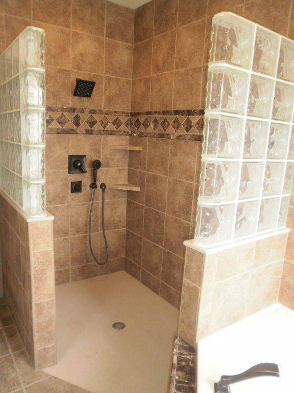 Barrier Free Shower Accessible Systems