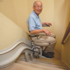 Stair Lift Chair How To Clean Plastic Chairs And Tables Glide Landing Page Accessible Systems Curved Lifts