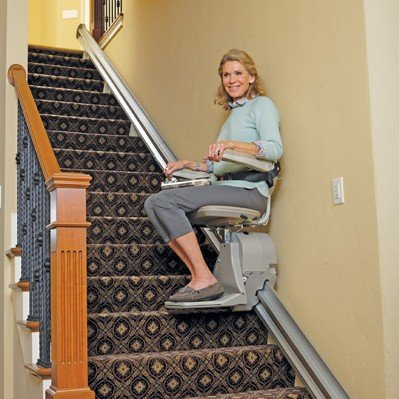 Bruno Elan Stairlift  Accessible Systems