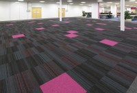 Office Flooring, Carpet and Vinyl