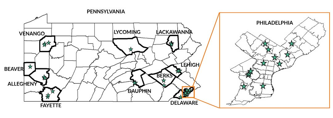 HRC Map