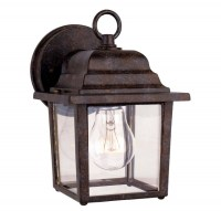 Outdoor Wall Sconces With Photocell
