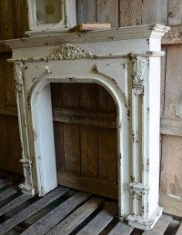 Faux Stone Fireplace Mantels. Cool Fireplace Mantel Kits ...