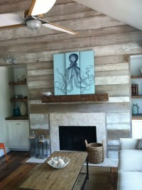 Tv Above A Fireplace. Flat Screen Tv And Fireplace In ...
