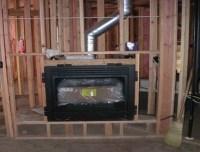 Direct Vent Gas Fireplace Installation Basement | Home ...