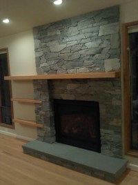 Corner Fireplace Mantels And Surrounds | Home Design Ideas