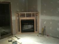 Diy Corner Electric Fireplace | Home Design Ideas