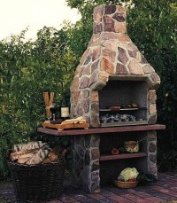 Homemade Outdoor Fireplace Plans | Home Design Ideas