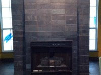 Fireplace Hearth Ideas With Tiles Or Slate | Home Design Ideas