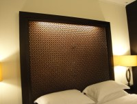 Headboard With Reading Lights Built In | Home Design Ideas