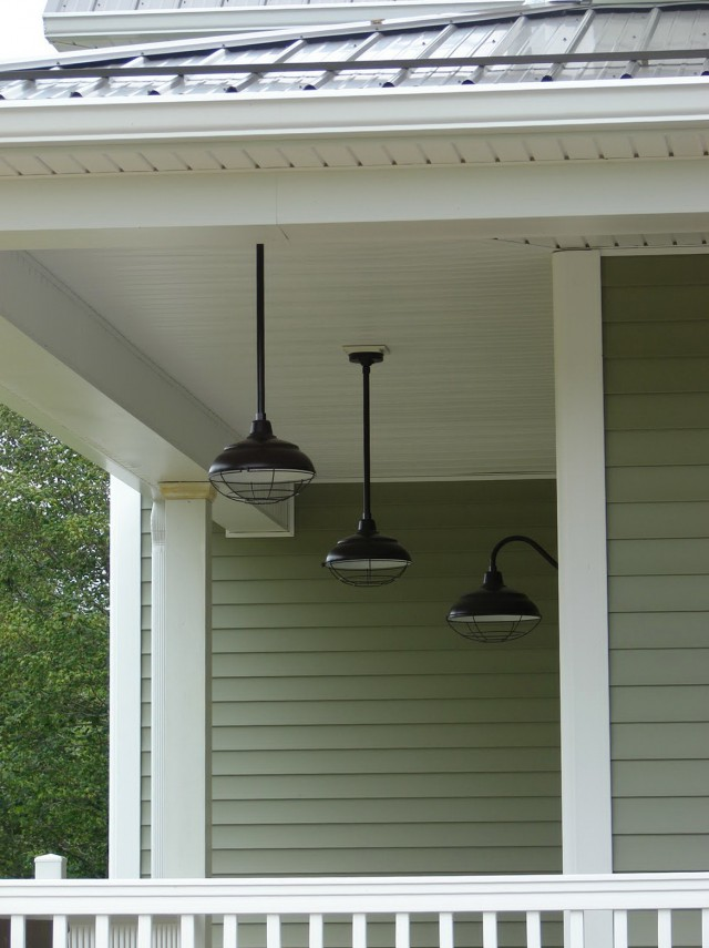 Hanging Porch Lights Antique