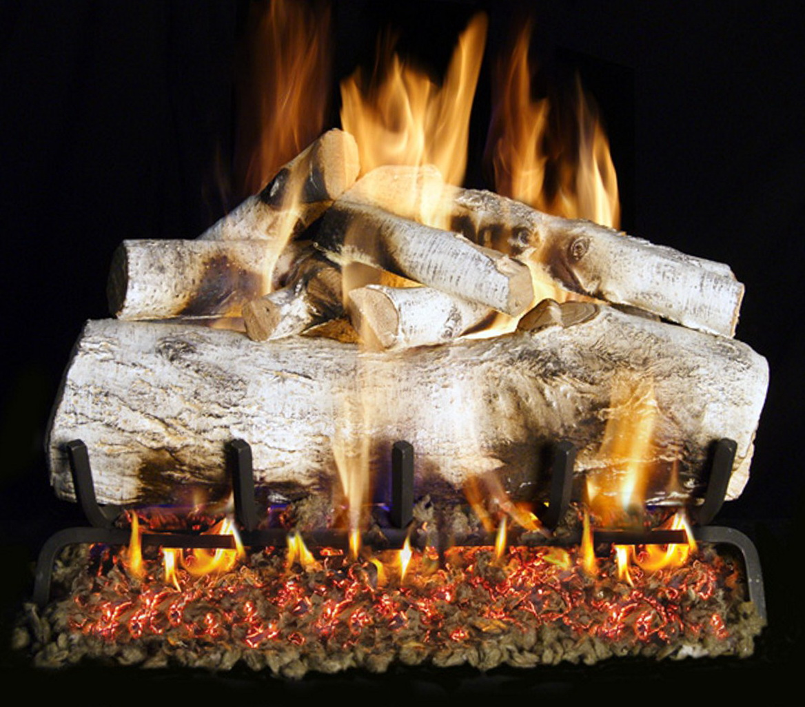 Vented Gas Fireplace Logs Reviews