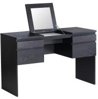 Black Vanity Set With Mirror | Home Design Ideas
