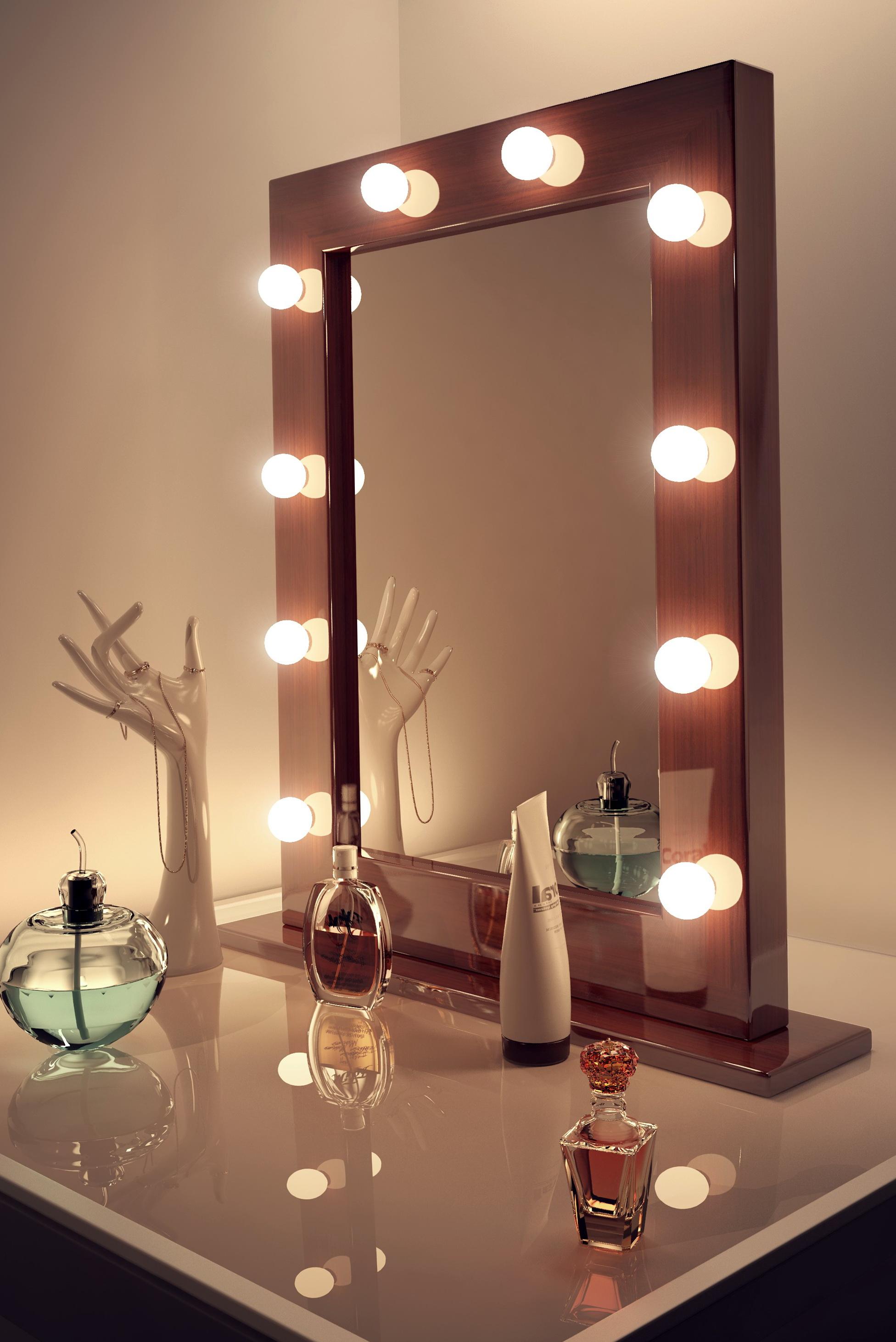 Makeup Vanity Mirror Lights Canada
