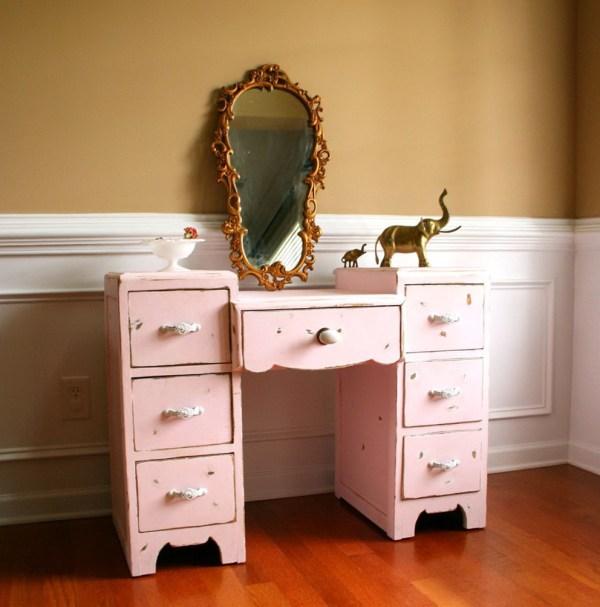 Little Girls Play Vanity Home Design Ideas