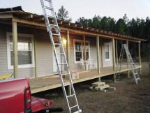 Mobile Home Porch Plans Free Design Ideas