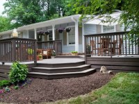 Small Front Porch Deck Ideas | Home Design Ideas