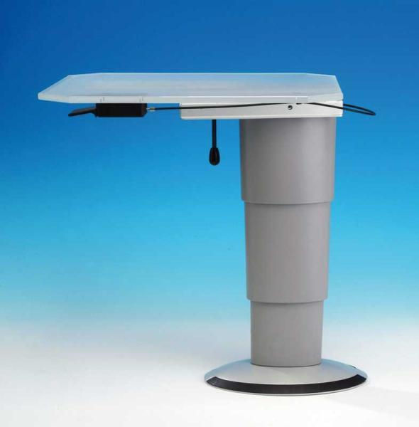 cuisine table escamotable
