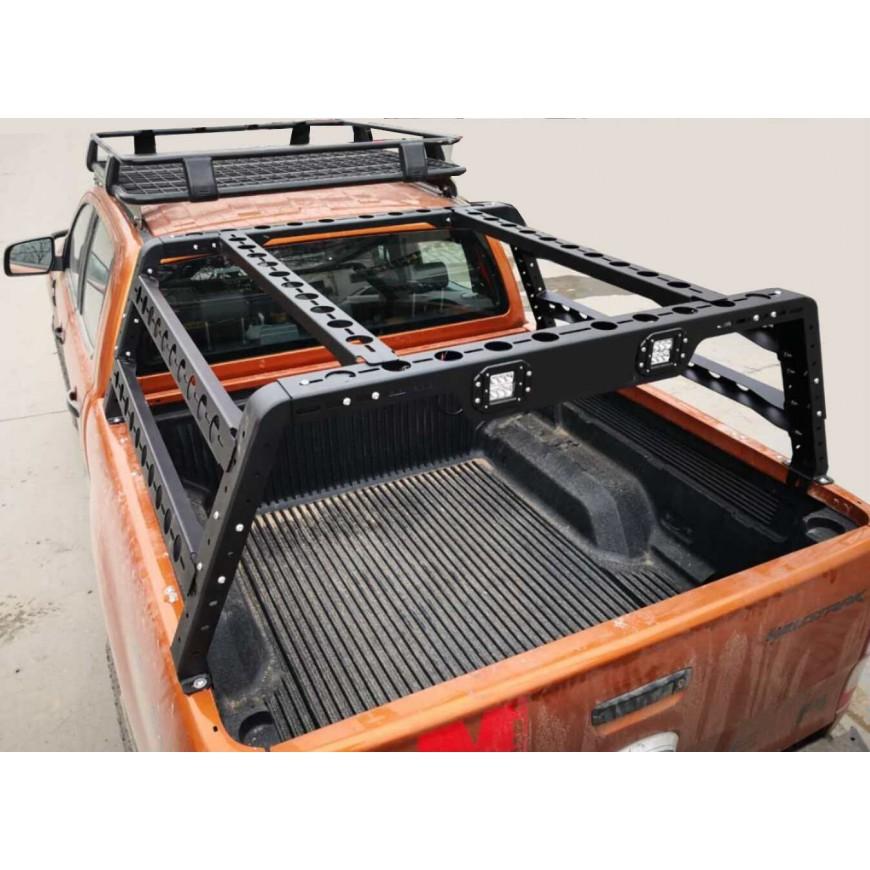 bed rack swisskings modular pickup