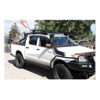 STEEL ROOF RACK Toyota Pick up Hilux Vigo Double Cab ...