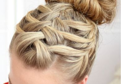 Dance Hairstyle Photos Fun Hairstyles For Your Dancer