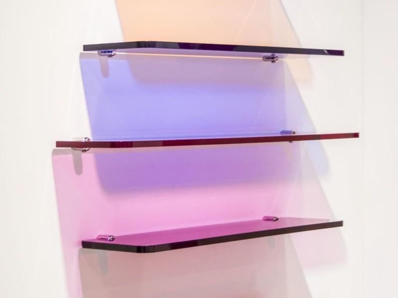 Mensole colorate - Varie misure