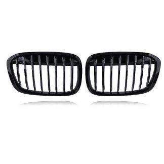 For BMW F48 F49 X1 Grill Grille 2016-2018