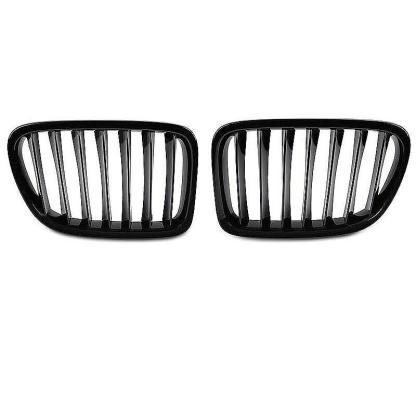 For BMW E84 X1 Grill Grille 2009-2015