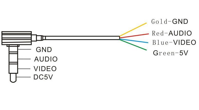 100M Range No Interference 5.8G Wireless Door Peephole
