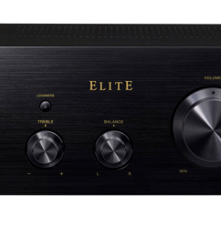 pioneer elite a 20 direct energy design integrated amplifier accessories4less [ 1860 x 600 Pixel ]
