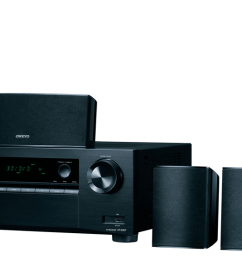onkyo ht s3900 5 1 channel home theater receiver speaker package [ 1500 x 558 Pixel ]