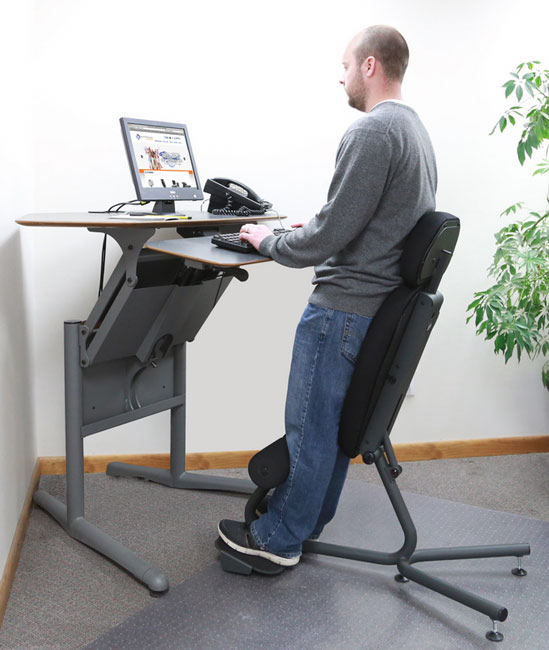 3 Standing Chairs For Your Office
