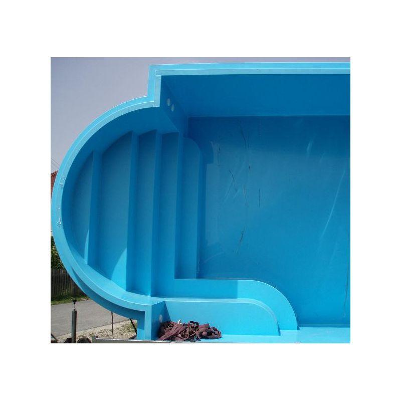 Guscio per piscina in polipropilene di varie misure