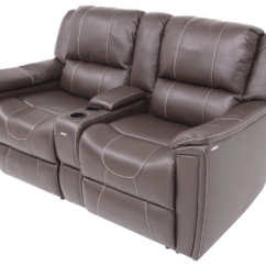 Dual Reclining Rv Sofa Bobkona Assembly Eamr 195 018 019 020 Thomas Payne W Center Console Majestic Chocolate