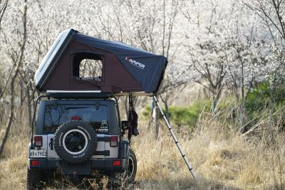 ikamper skycamp deployed jeep