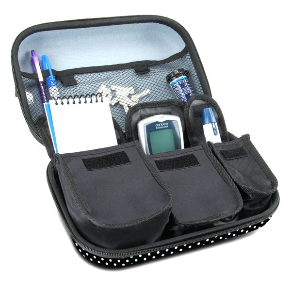 Protective Carrying Case Accu-chek Blood Glucose