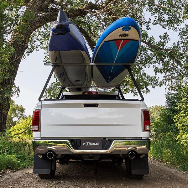 adarac truck bed rack system black