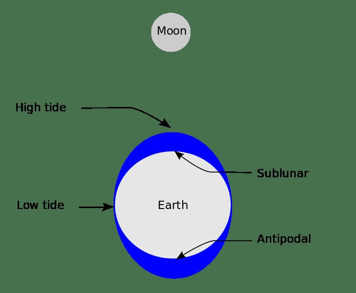 ज्वार भाटा क्या है ज्वार भाटा कैसे उत्पन्न होता हैं, ज्वार के प्रकार, ज्वार भाटा की विशेषताएं और ज्वार भाटा के लाभ क्या हैं