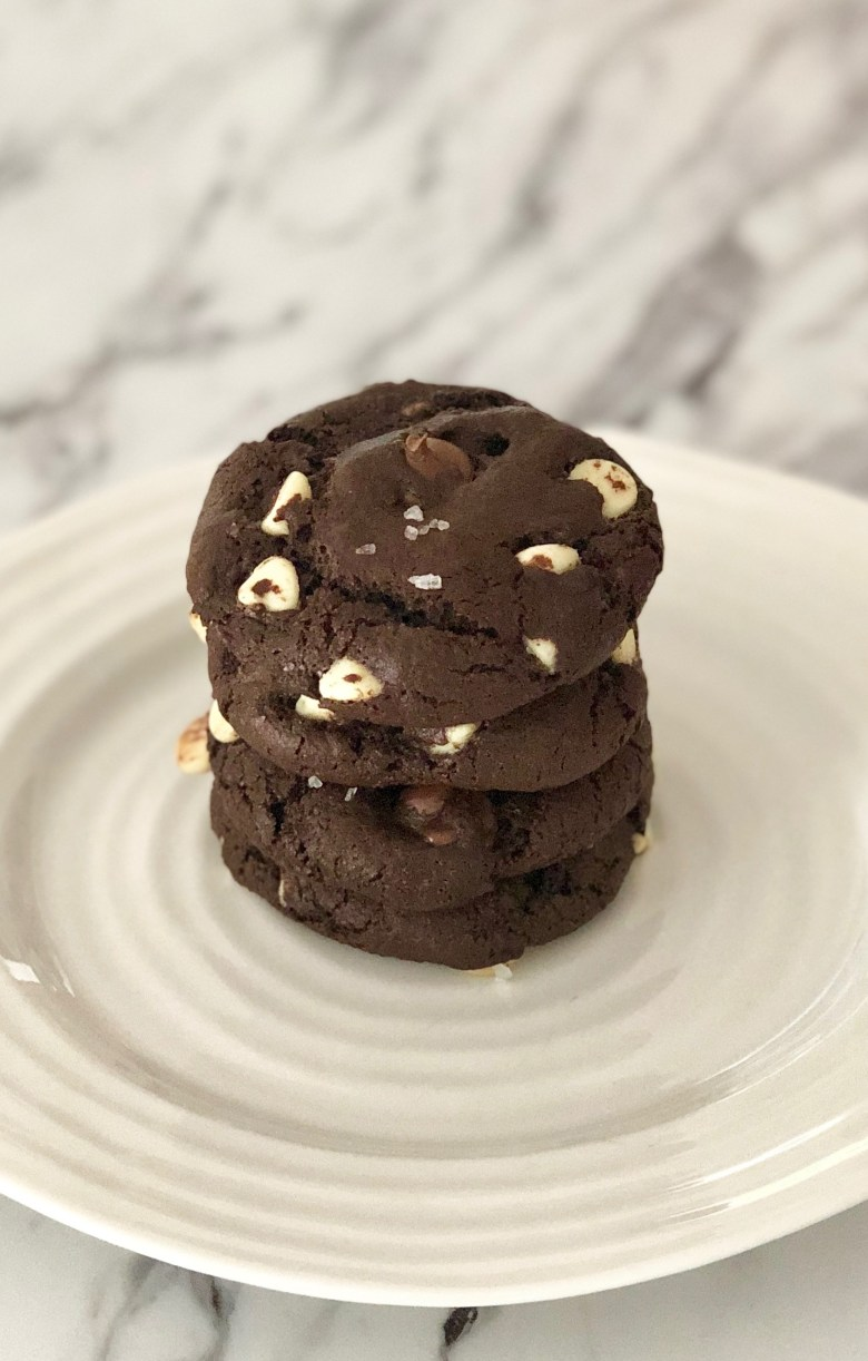Whole Grain Spelt Brownie Cookies 2   Accidental Artisan