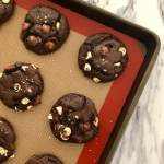 Whole Grain Spelt Brownie Cookies | Accidental Artisan